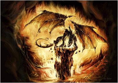 dans dragon feu
