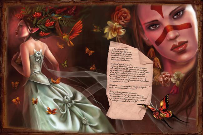 Oghams le temps des elfes ( tome 1)/ Les portes d'or (tome 2) Krystal Camprubi  Livre_krystal_camprubi_-_oghams,_le_temps_des_elfes_e