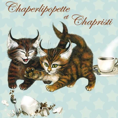 magnet chat s verine pineaux chaperlipopette et chapristi mak015. Black Bedroom Furniture Sets. Home Design Ideas