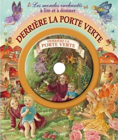 Livre Avec Cd Derriere La Porte Verte